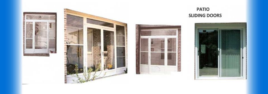 patio sliding doors and windows